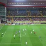 Spiel Paraguay-Trinidad und Tobago