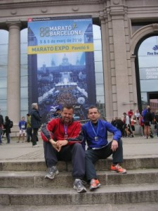 Barcelona Marathon 2010