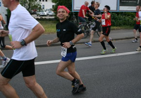 MLP Mannheim Marathon 2009