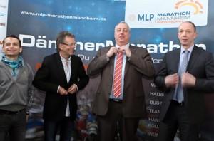 Pressekonferenz - MLP Marathon Mannheim