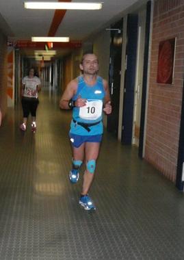 TÜV Rheinland Indoor Marathon 2013